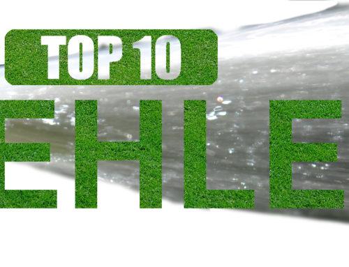 Die 10 größten Fehler bei der Realisierung einer Gartenbewässerung