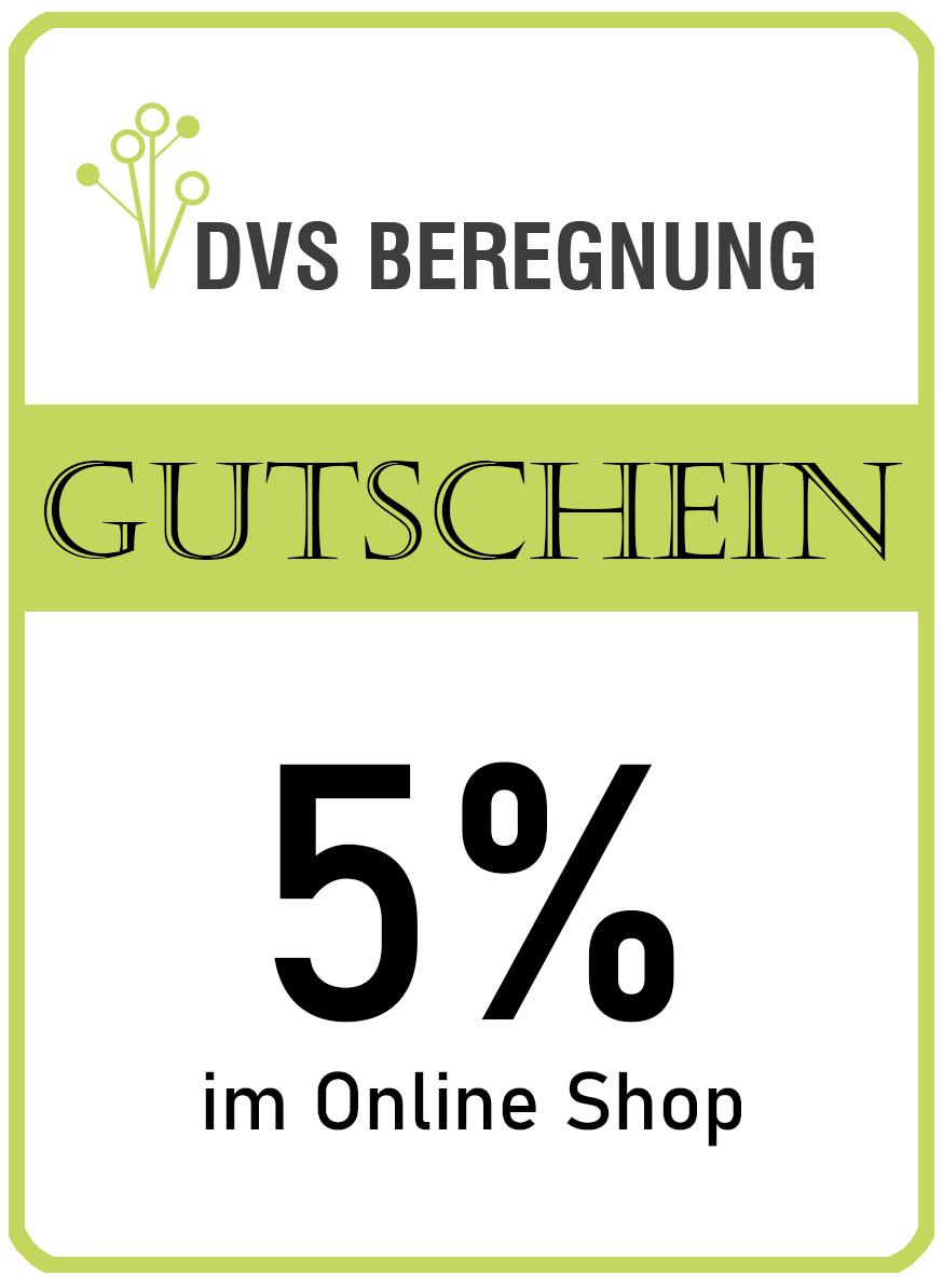 DVS Beregnung Gutschein