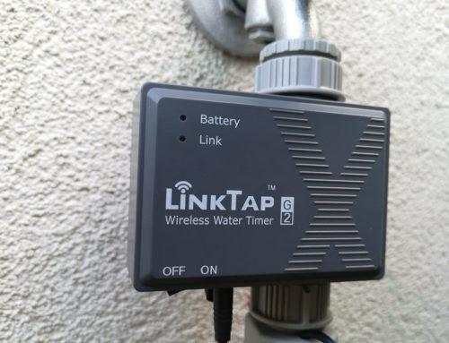 LinkTap G2 webgesteuerter Bewässerungscomputer im Praxistest