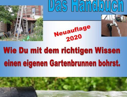 Buchtipp: Brunnen bohren – Das Handbuch