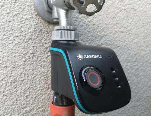 Gardena Smart Water Control webgesteuerter Bewässerungscomputer im Praxistest