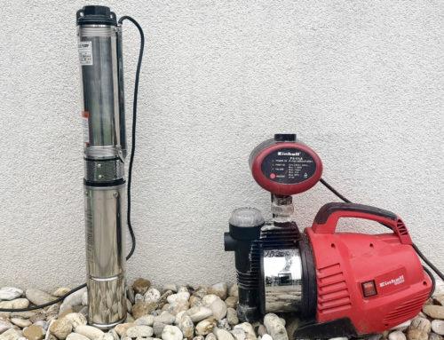 Welcher Pumpentyp ist der richtige?