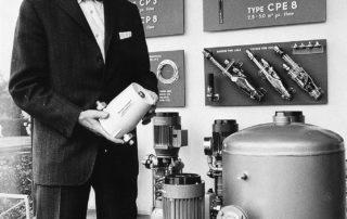 Grundfos Unternehmensgründer Poul Due Jensen (Bild: Grundfos)