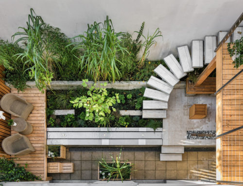 Balkon- und Terrassenbewässerung mit vorhandenem Wasseranschluss