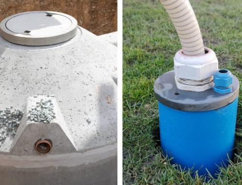 Zisterne oder Brunnen – Was ist besser?