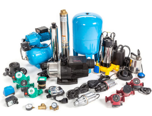 Welche Pumpe braucht man für eine Zisterne?