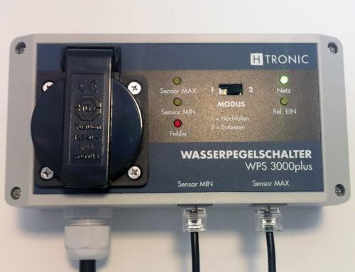 Wie funktioniert ein Wasserpegelschalter und welche gibt es?