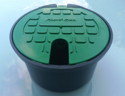 Rain Bird VBA17186 Ventilkasten als Alternative zur Gardena Wassersteckdose