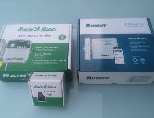 Im Test: Hunter Pro HC Hydrawise vs. Rain Bird ESP-TM2 mit LNK WiFi-Modul